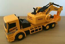 Radio Remote Control Construction DIGGER MACHINERY Truck Gravity sensor steering