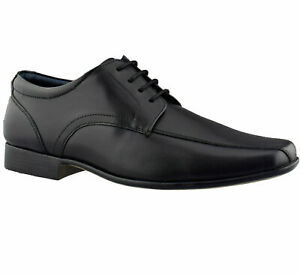 Mens Leather Lace Up Shoes Formal Casual Smart  Office Wedding Oxford Shoes Size