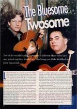 Duke Robillard John Hammond Guitarist Int. Clipping