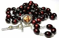 St Sebastian cherry relic rosary patron Soldiers athletes holy Christian death