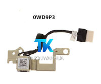 for DELL Latitude 13 3380 chromebook power cable connector DC IN cable 0WD9P3