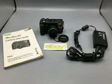 Canon PowerShot G5 Digital SLR Camera - Black - Used - Auto Focus - 4x 50 MP