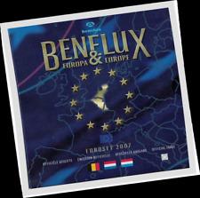 BU Benelux 2007  * * *   coffret BU Benelux 2007 !!!!!!