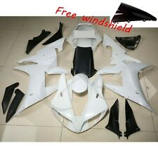 Unpainted Injection ABS Fairing Kit Bodywork For Yamaha YZF R1 R1000 2002 2003