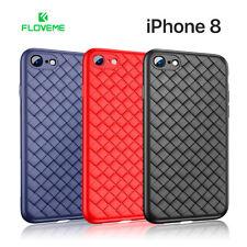 Funda para iPhone 8 de silicona transpirable FLOVEME proteccion anti golpes