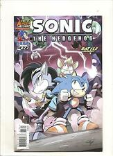 Archie Comics  Sonic The Hedgehog #277  Cover B Battle  Variant