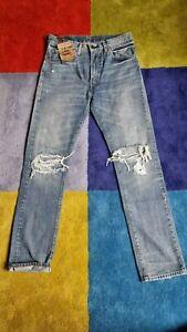 Levi's 505 Selvedge Jean Vintage 1967