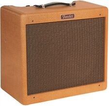 Fender 0213205700 Hot Rod Blues Junior Guitar Amplifier, Lacquered Tweed