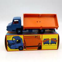Atlas Dinky toys 569 Berliet Stradair Benne Basculante Laterale Truck Metal Car
