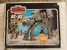 Vintage Kenner 1980 Star Wars ESB AT - AT MINT Decals Unapplied Complete Awesome