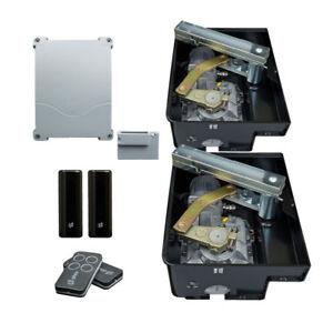 V2 VULCAN Electromechanical Underground Swing Gate Automation Kit