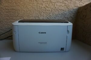 Canon imageCLASS LBP6030w F166400 Wireless Laser Printer w/ Toner Tested Works