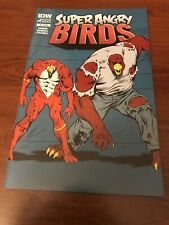 Super Angry Birds IDW #2 Free Shipping