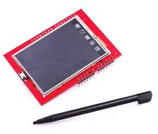 "PANTALLA TACTIL LCD TFT 2,4"" DISPLAY TOUCH SCREEN 2.4"" SHIELD ARDUINO UNO MEGA"