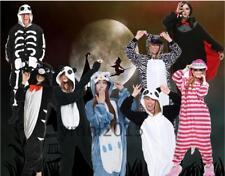 Adult Animal Pajamas Costume Cosplay Kigurumi Unisex Onesie1 Fancy  Halloween