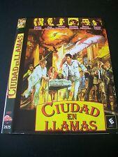CIUDAD EN LLAMAS - DVD EN MUY BUEN ESTADO - AVA GADNER Y HENRY FONDA