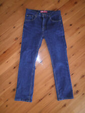 "Womens STRETCH JEANSWEST JEANS SIZE 10 ""SLIM"""