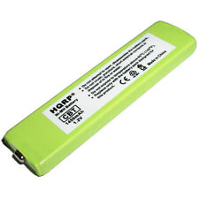Hqrp Battery for Sharp Adn55Bt Ad-N55Bt Mini-Disc Mp3