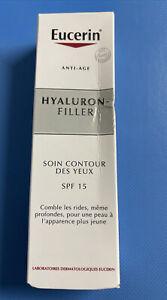 Eucerin Hyaluron-filler Soin Contour Des Yeux 15ml