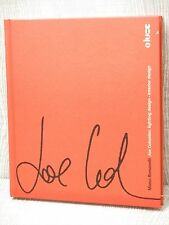 JOE COLOMBO Lighting Design Interior Art Mid-century Furniture Book Ltd *
