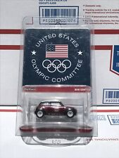 Hot Wheels 2012 RLC Olympic Committee Mini Cooper Very Hard To Find