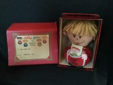 """Vtg. 1960's Dolly Gram By Western Union """"Just To Say"""" In Original Box & Mailer"""