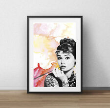 Small (up to 12in.) Black Art Prints