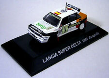 New 1/64 CMs RALLY CAR SS.3 Lancia Super Delta 1993 Acropolis