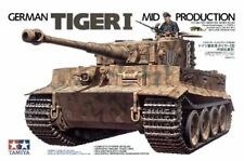 Tamiya Alemán Tiger I mediados de producción escala 1/35 Kit #35194