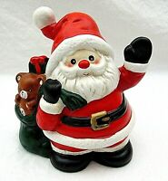 Christmas Musical Enesco Santa Claus is Coming to Town Vintage