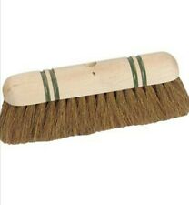 More details for hill brush industrial soft 305mm sweeping broom