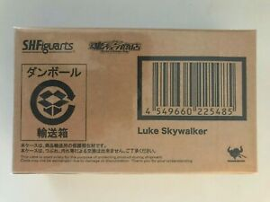 Bandai S.H. Figuarts Star Wars: The Last Jedi - Luke Skywalker (web exclusive)