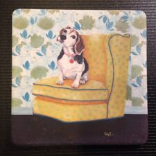 CoasterStone Beagle Absorbent Coaster