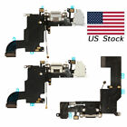 New Charging Dock Port USB Flex Cable w/ Mic Antenna for iPhone 5S 6 6S PLUS 7