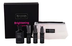 Revision Brightening Trial Regimen. Skin Care System