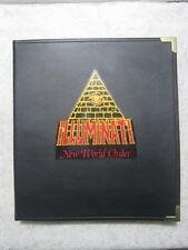 LIMITED 1st Full Set All 412 & Bonus++ Illuminati INWO Card Game New World Order