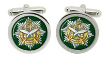 Queen's Own Gurkha Transport Regiment, British Army Cufflinks in Box