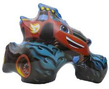 2 The Blaze Monster Truck Inflate Novelty play Toy 30 inch Tv / Movie Charactor