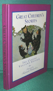 Great Children's Stories: The Classic Volland Edition-Frederick Richardson Illos