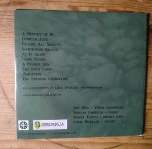 Jeff King Somewhere Sacred Jazz CD