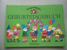 3 Bücher Zwergenstübchen Bäckerei Plätzchen Geburtstagsbuch Backen Geburtstag