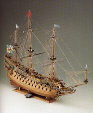 COREL SM13 BARCA Modello WASA Nave imbarcazione armata VASCELLO svedese 1:75