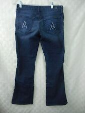 7 For All Mankind Jeans Size 28  A pocket with embellishments JU130Y702C  005173