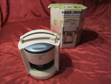 Black & Decker Jw200 Lids Off Automatic Jar Opener White Great Condition Tested