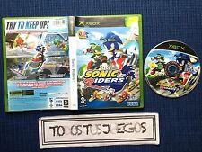 Sonic Riders Xbox BUENA CONDICION