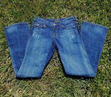 7 FOR ALL MANKIND Bootcut Jeans 32x33 (Size 31) Blue Denim 7FAM Seven Designer