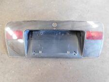 98-01 Audi C5 A6 OEM Rear License Plate Bracket Assembly 4B5945695B