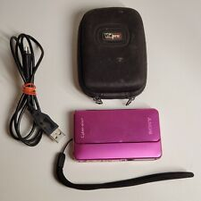 Sony Cyber-Shot Pink DSC-TX10 16.2MP Digital Camera Waterproof *READ* w/ 32gb SD