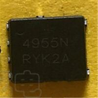 5X 4955N 4955 NTMFS4955NT1G Power MOSFET Single N−Channel QFN8
