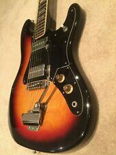 1970 Guitarra Eléctrica Ibanez Modelo 2020, hecho en Japón – Vintage Blues Reproductor